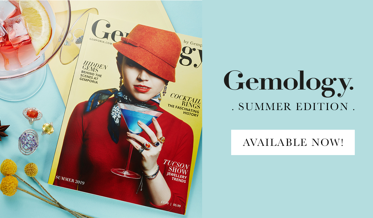 Gemology Summer Edition Available Now