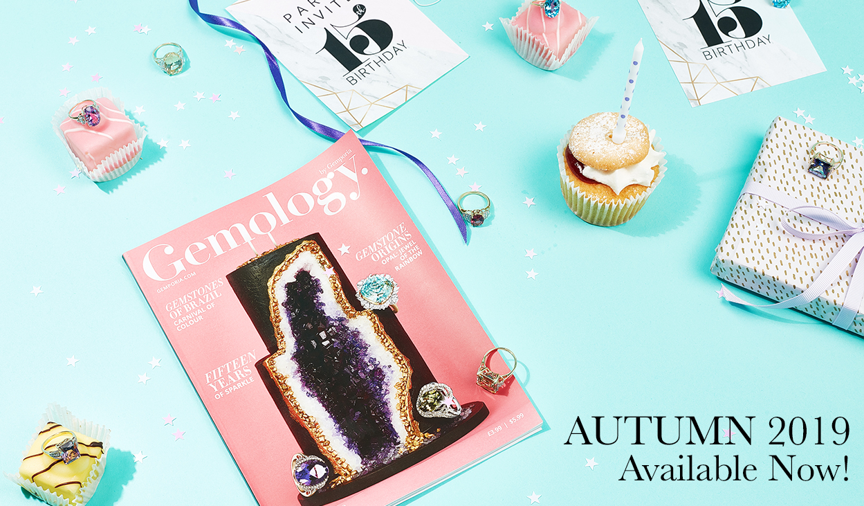 Gemology Autumn Edition Available Now