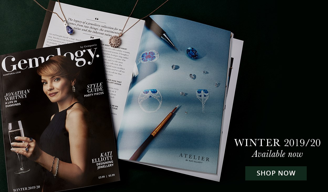 Gemology Winter Edition 2019 Available Now