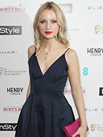 Emily Berrington - EE Rising Star