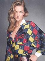 Karlie Kloss - Elle Magazine