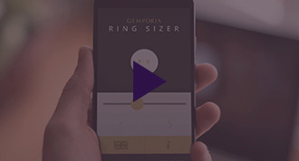 Gemporia Ring Sizer App