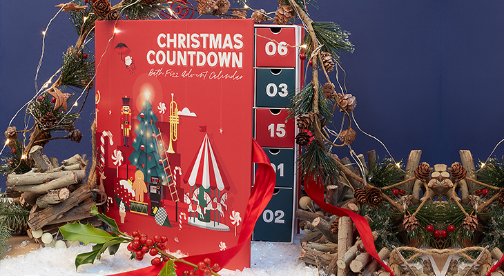 Bath Fizz Advent Calendar