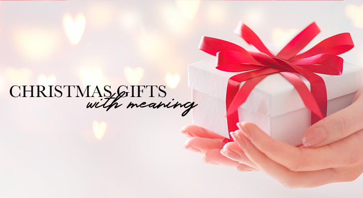 Christmas Gifts with Meaning