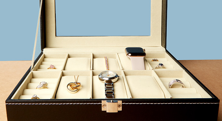 Jewelry Box for Watches