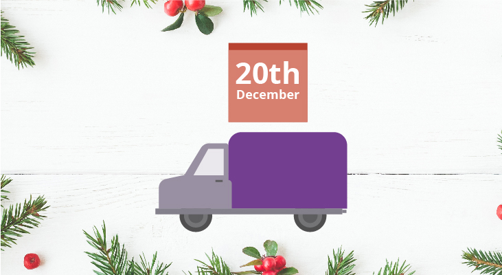Christmas Last Delivery Dates