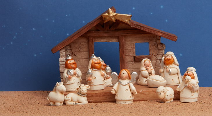 Collect our Nativity Scene