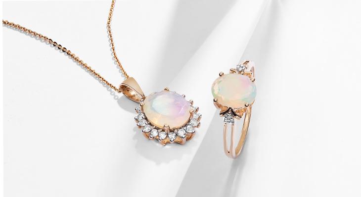 Opal Jewellery