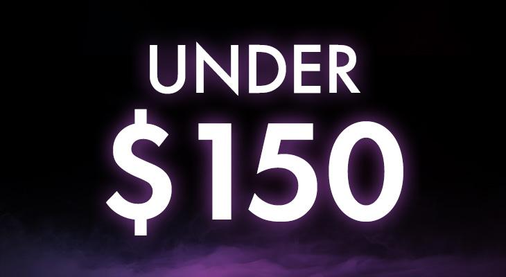 Black Friday Deals Under $150