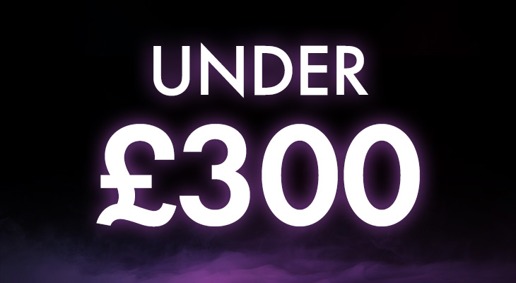 Black Friday Deals Under £300