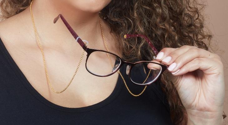 Brand New Gemporia Glasses Chains