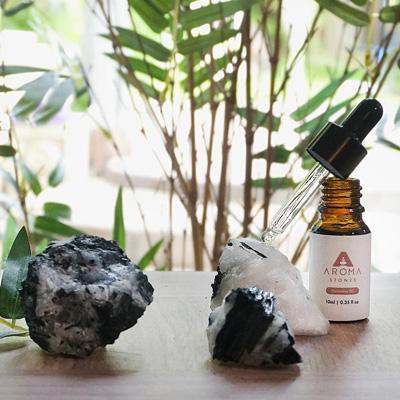 Aroma Stones with Aromatherapy Oil