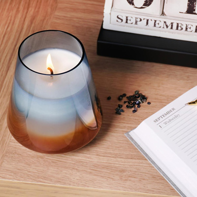 ORE September Birthstone Candle