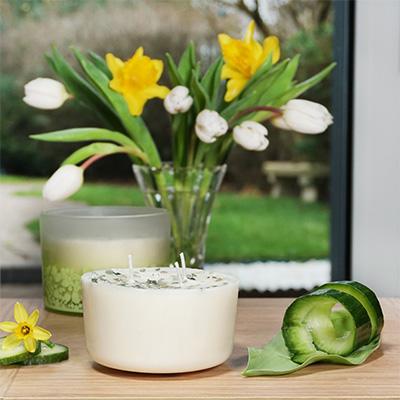 Springtime Candle Refill